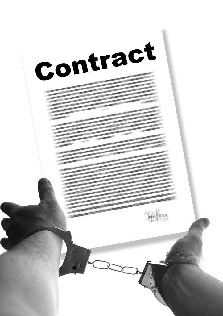 Uppsägning anställningsavtal