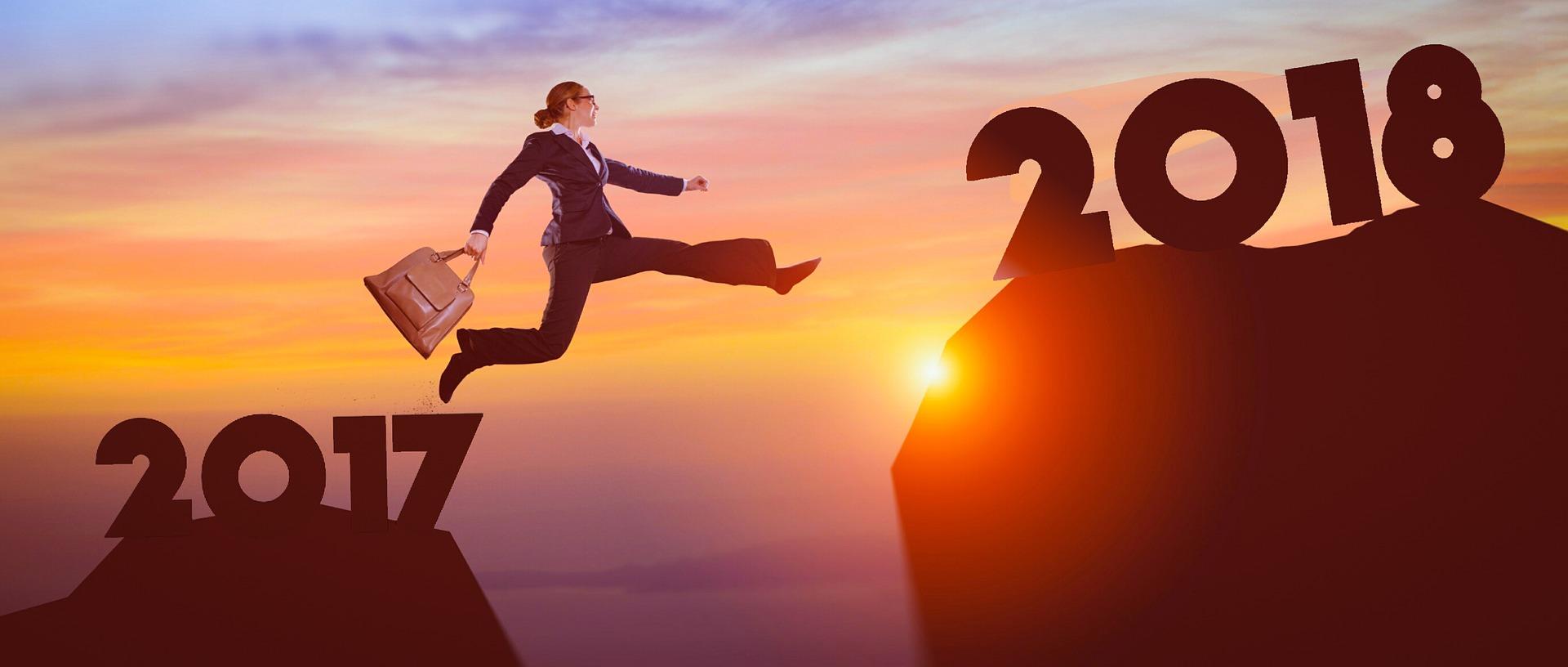 Viktiga lagändringar 2018 för dig som företagare